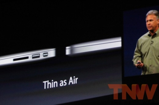 Image 520x346 Apple announces new Retina ready MacBook Pro, costing just $2199 and shipping today