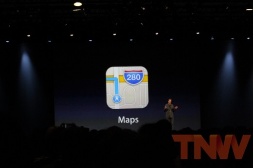 Apples new Maps app in iOS 6 is missing one important thing: public transportation directions