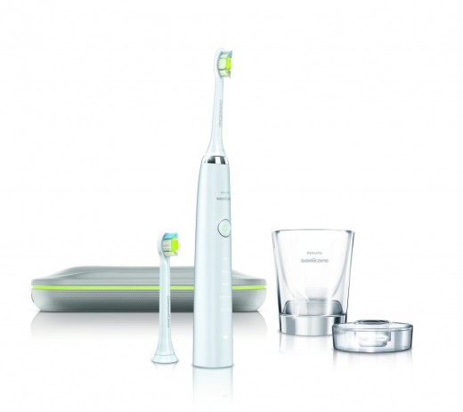 Philips Sonicare DiamondClean Rechargeable Toothbrush 1024x913 520x463 This summers 10 best travel gadgets