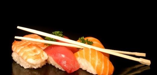 sushis et baguettes