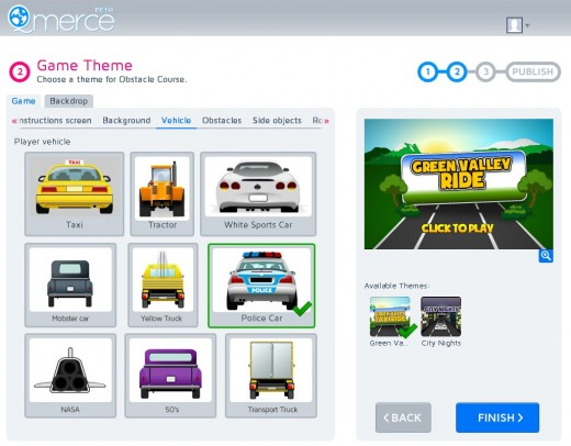 Qmerce wizard 520x406 Create your own social games with Qmerce