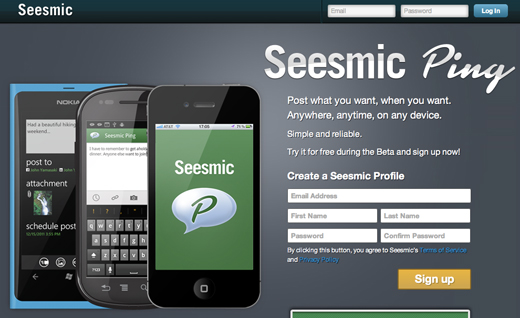 Seesmic Our top social media dashboard picks
