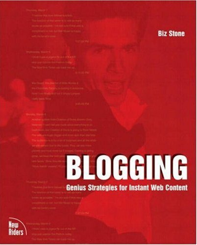 StoneBook1 Twitters Biz Stone is writing a book about his business experiences