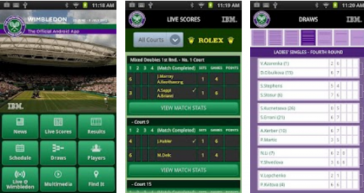 a11 520x277 Wimbledon 2012 gets slick new mobile apps, and lands on Android for the first time