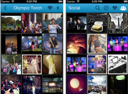 b10 520x380 SnapNests Twitter image search app goes pro, with new social, location and favorite features