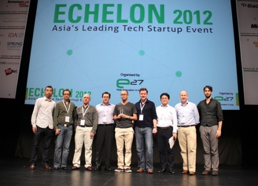 echelon 2012 winner 520x376 Construction industry focused social network Builk wins Echelon 2012 startup contest