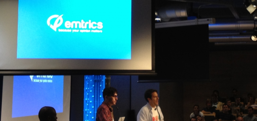 emtrics at demo day