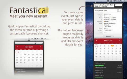 fantastical 520x325 The best Mac apps of 2012 so far