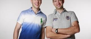 fashionme founders – Renato e Flavio