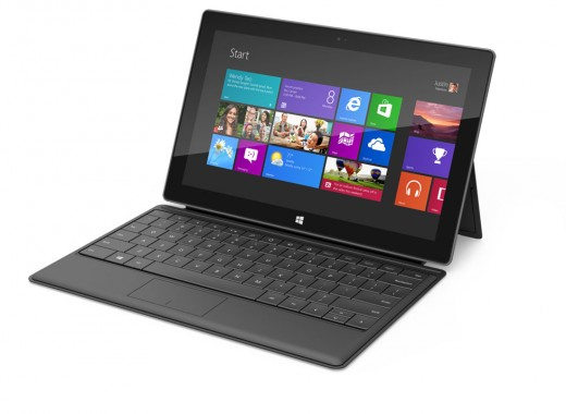 gallery 4 large 520x380 Check out close up pics of Microsoft Surface, a tablet with a kickstand and multi color keyboards
