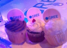 gree cakes 220x158 Last week in Asia: China censors Tiananmen and tightens online controls, GREE buys Korean firm and more
