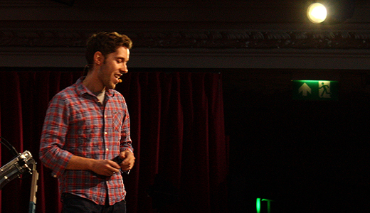 hojokitnw AR app Blippar wins LeWebs London startup competition