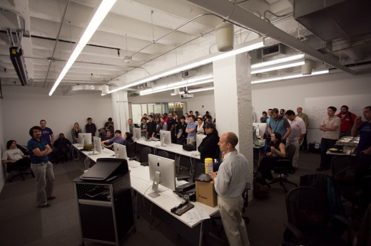 i BZ7Qv3c XL 520x346 Meet 1871: Chicagos enormous new coworking, event, and startup space