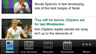 ios Wimbledon 2012 gets slick new mobile apps, and lands on Android for the first time