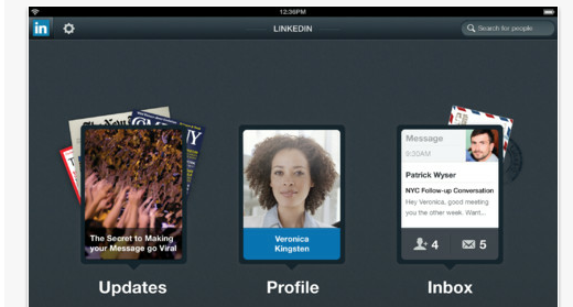 ipad linkedin The best iPad apps of 2012 so far