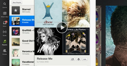 ipad spotify The best iPad apps of 2012 so far