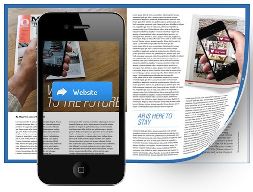 layar With Creator, augmented reality startup Layar shifts focus to interactive print