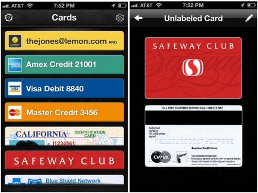 lemon smarter wallet cards 520x389 Mobile money management startup Lemon raises $8 million to fund its Smarter Wallet
