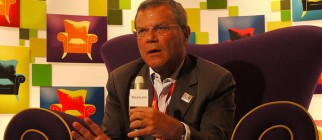 martin sorrell by yodelanecdotal