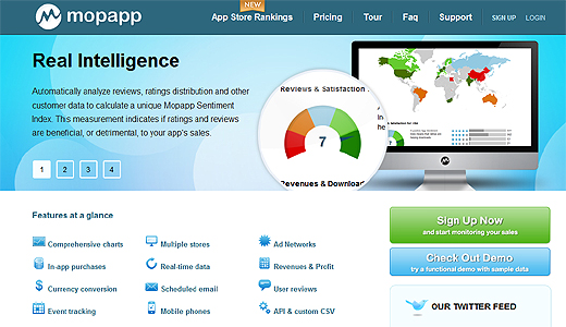 mopapp520 Mopapp unveils new features, making app performance tracking easier for developers