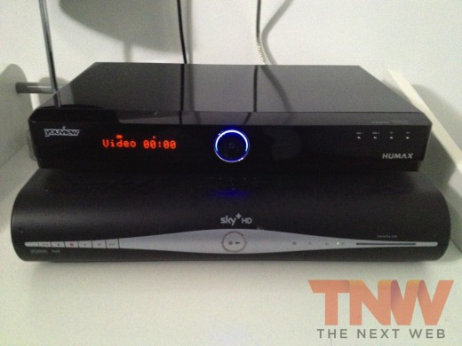 photo 2wtmk2 520x390 A first look at the UKs long awaited YouView smart TV service
