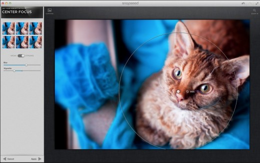 snapseed 520x326 The best Mac apps of 2012 so far