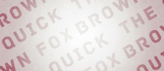 type – Quick Brow Fox2