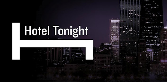 Hotel Tonight: 20€ de réduction sur votre première réservation