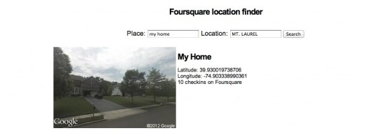 weknowwhat 520x190 This site knows exactly what youre doing, thanks to public Facebook and Foursquare data