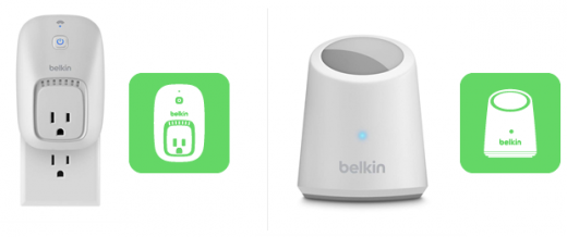 wemo devices 1 520x218 Task automation tool IFTTT gets new look, moves into physical world with Belkin WeMo compatibility