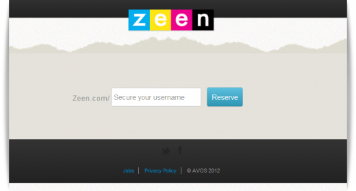zeen 520x279 YouTube founders to launch mysterious publishing service Zeen next week