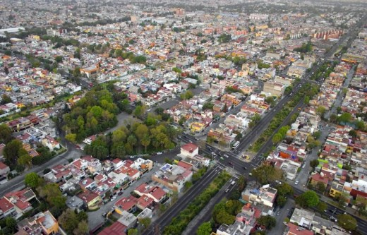 Aerial view of Mexico City via Pond5 520x333 Issue v0.7: 18 Latin American Tech Hubs You Should Know