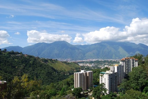 City of Caracas via Pond5 520x348 18 Latin American tech hubs you should know