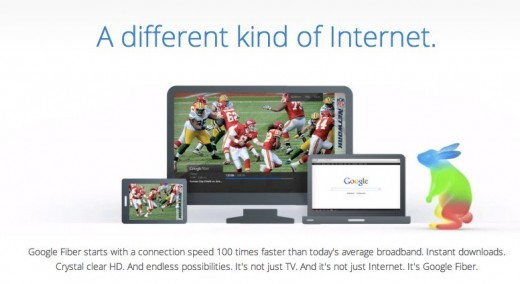 Google Fiber 520x284 Google Fiber: Its fast, costs $70, and were moving to Kansas City for it