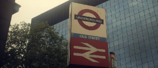 London – Old Street – Silicon Roundabout