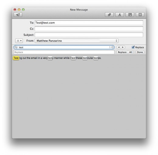 Mail Inline Search Case sensitive 520x510 TNW Review: OS X 10.8 Mountain Lion