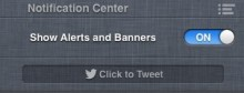 Notification Center with Mute Showing 220x84 TNW Review: OS X 10.8 Mountain Lion