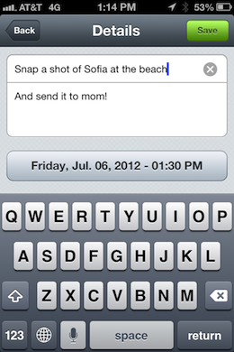 Photo Jul 05 1 14 52 PM Location aware iPhone app Checkmark is what Reminders should have been