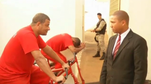 Screen Shot 2012 07 13 at 5.24.35 PM 520x292 Brilliant: Brazilian prisoners get out early by pedaling exercise bikes to generate electricity