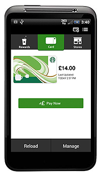 Starbucks Android app 200 Starbucks launches Android app for getting your caffeine fix around the UK and Canada