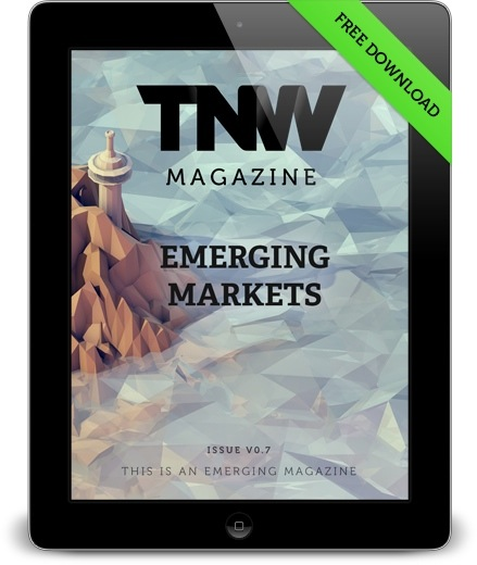 TNW Magazine 7 cover Download the new issue of TNW Magazine for iPad: Emerging Markets
