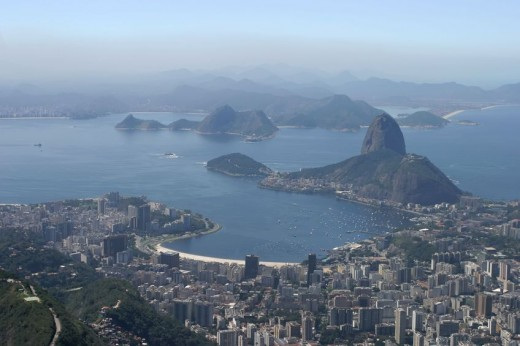 View of Rio de Janeiro via Pond5 520x346 18 Latin American tech hubs you should know
