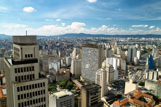 View of Sao Paulo skyline via Pond5 520x346 Issue v0.7: 18 Latin American Tech Hubs You Should Know