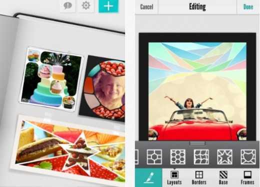 a8 520x374 Fuzel now lets you create awesome photo collages on your iPhone for free