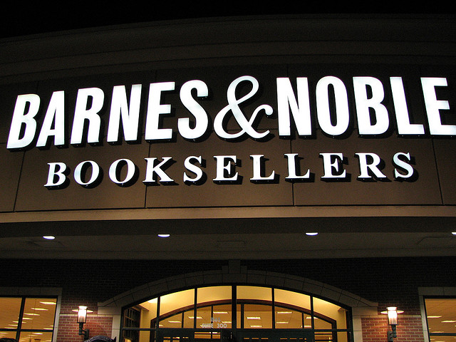 Barnes & Noble is Spinning off Nook in 2015