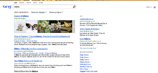bingsearch Bing rolls out cleaner home page and improves page load times for UK users