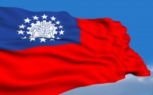 burma flag 220x137 Last week in Asia: Apple settles China iPad trademark, Rakuten starts Pinning, Line gets apps and more