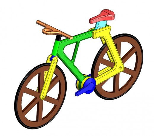 bv6 geo1 e1342106493404 520x459 This could be your next bike   and its made out of cardboard