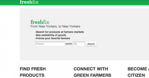 c3 520x275 Vote on your favorite green apps for NYCs Reinvent Green hackathon