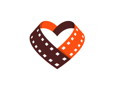 charitable filmaking 3a 21 Gorgeous film logos and icons for your design inspiration